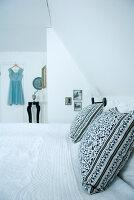 Bildnr.: 11017702<br/><b>Feature: 00790027 - Klare Kontraste</b><br/>Haus eines Fotografen in Gustafs, Schweden<br />living4media / Bj&#246;rnsdotter, Magdalena