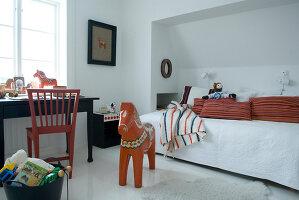 Bildnr.: 11017704<br/><b>Feature: 00790027 - Klare Kontraste</b><br/>Haus eines Fotografen in Gustafs, Schweden<br />living4media / Bj&#246;rnsdotter, Magdalena