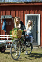 Bildno.: 11021994<br/><b>Feature: 00790031 - Happy. Naturally.</b><br/>Swedish House in Falun<br />living4media / Bj&#246;rnsdotter, Magdalena