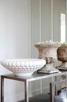 Bildnr.: 11006656<br/><b>Feature: 00790114 - Spiel der Kontraste</b><br/>A country house belonging to an interior designer, Niederlande<br />living4media / Claessens, Bieke