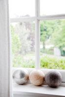 Bildnr.: 11006658<br/><b>Feature: 00790114 - Spiel der Kontraste</b><br/>A country house belonging to an interior designer, Niederlande<br />living4media / Claessens, Bieke