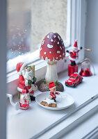 Bildnr.: 11074336<br/><b>Feature: 00790199 - Weihnachten in Wien</b><br/>Weihnachten ist ein Bastelfest f&#252;r die Familie M&#252;ller<br />living4media / Bauer, Christine