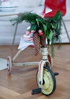Bildnr.: 11074352<br/><b>Feature: 00790199 - Weihnachten in Wien</b><br/>Weihnachten ist ein Bastelfest f&#252;r die Familie M&#252;ller<br />living4media / Bauer, Christine