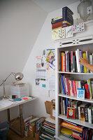 Bildnr.: 11017150<br/><b>Feature: 11017085 - Heller Hochsitz</b><br/>Wohnen im Dachgeschoss eines ehemaligen Postamtes<br />living4media / Heinze, Winfried