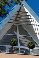 Bildnr.: 11017154<br/><b>Feature: 11017085 - Heller Hochsitz</b><br/>Wohnen im Dachgeschoss eines ehemaligen Postamtes<br />living4media / Heinze, Winfried