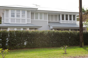 Bildno.: 11018614<br/><b>Feature: 11018591 - Relaxed but stylish</b><br/>Hamptons style beach house near Palm Beach<br />living4media / Bayside