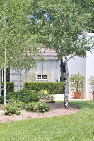 Bildnr.: 11031134<br/><b>Feature: 11031132 - Im Luxus daheim</b><br/>Komfortables Haus in New South Wales mit franz&#246;sischem Look<br />living4media / Bauer Syndication