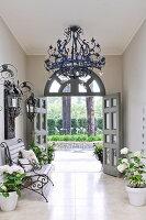 Bildnr.: 11031136<br/><b>Feature: 11031132 - Im Luxus daheim</b><br/>Komfortables Haus in New South Wales mit franz&#246;sischem Look<br />living4media / Bauer Syndication