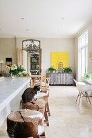 Bildnr.: 11031156<br/><b>Feature: 11031132 - Im Luxus daheim</b><br/>Komfortables Haus in New South Wales mit franz&#246;sischem Look<br />living4media / Bauer Syndication