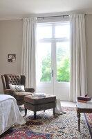 Bildnr.: 11031176<br/><b>Feature: 11031132 - Im Luxus daheim</b><br/>Komfortables Haus in New South Wales mit franz&#246;sischem Look<br />living4media / Bauer Syndication