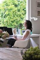 Bildnr.: 11031184<br/><b>Feature: 11031132 - Im Luxus daheim</b><br/>Komfortables Haus in New South Wales mit franz&#246;sischem Look<br />living4media / Bauer Syndication