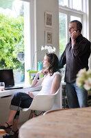 Bildnr.: 11031186<br/><b>Feature: 11031132 - Im Luxus daheim</b><br/>Komfortables Haus in New South Wales mit franz&#246;sischem Look<br />living4media / Bauer Syndication