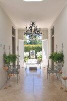Bildnr.: 11031214<br/><b>Feature: 11031132 - Im Luxus daheim</b><br/>Komfortables Haus in New South Wales mit franz&#246;sischem Look<br />living4media / Bauer Syndication