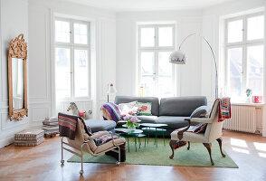 Bildno.: 11056202<br/><b>Feature: 11056165 - Mighty Tidy</b><br/>Old Swedish building (1900)<br />living4media / Bj&#246;rnsdotter, Magdalena