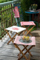 Bildno.: 11064286<br/><b>Feature: 11064272 - A little Time-out</b><br/>Ideas for the garden and balcony<br />living4media / Manduzio, Matteo