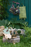 Bildno.: 11065720<br/><b>Feature: 11065719 - Green zones</b><br/>Decorating ideas for the spring garden<br />living4media / Manduzio, Matteo