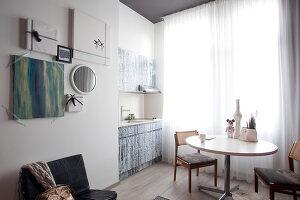 Bildnr.: 11091870<br/><b>Feature: 11091868 - Daheim in der Fremde</b><br/>Wohnen auf Zeit in Antwerpen<br />living4media / Claessens, Bieke