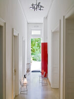 Bildno.: 11095156<br/><b>Feature: 11095152 - Form Follows Function</b><br/>Architect's apartment in Lille, France<br />living4media / Limbour, Bertrand