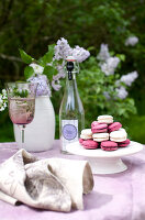 Bildno.: 11126206<br/><b>Feature: 11126197 - Lilac and Leisure</b><br/>Lilacs and the scent of summer<br />living4media / Nordstrom, Annette