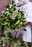 Bildno.: 11126210<br/><b>Feature: 11126197 - Lilac and Leisure</b><br/>Lilacs and the scent of summer<br />living4media / Nordstrom, Annette
