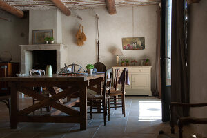 Bildno.: 11136504<br/><b>Feature: 11136451 - Bastide La Garance</b><br/>B &amp; B in beautiful Provence<br />living4media / Madamour, Christophe