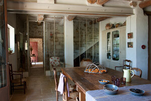 Bildno.: 11136534<br/><b>Feature: 11136451 - Bastide La Garance</b><br/>B &amp; B in beautiful Provence<br />living4media / Madamour, Christophe