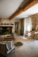 Bildno.: 11136542<br/><b>Feature: 11136451 - Bastide La Garance</b><br/>B &amp; B in beautiful Provence<br />living4media / Madamour, Christophe