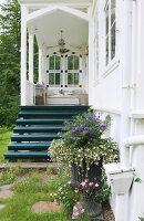 Bildno.: 11149556<br/><b>Feature: 11149551 - Elle Villa</b><br/>A Dream house in Oslo, Norway<br />living4media / Annette &amp; Christian