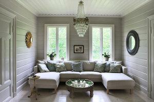 Bildno.: 11149570<br/><b>Feature: 11149551 - Elle Villa</b><br/>A Dream house in Oslo, Norway<br />living4media / Annette &amp; Christian