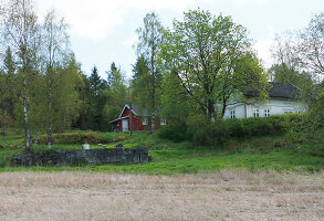 Bildno.: 11155776<br/><b>Feature: 11155754 - A Farm in Norway</b><br/>Country Charm in Vesby, Norway<br />living4media / Nordstrom, Annette