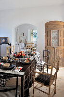 Bildno.: 11177064<br/><b>Feature: 11177059 - Italian Style, Tunisian Charm</b><br/>Simplicity and light characterise this villa in Tunis<br />living4media / Kaplan, Marina