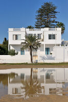 Bildno.: 11177090<br/><b>Feature: 11177059 - Italian Style, Tunisian Charm</b><br/>Simplicity and light characterise this villa in Tunis<br />living4media / Kaplan, Marina