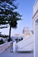 Bildno.: 11177108<br/><b>Feature: 11177059 - Italian Style, Tunisian Charm</b><br/>Simplicity and light characterise this villa in Tunis<br />living4media / Kaplan, Marina