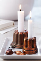 Bildno.: 11183006<br/><b>Feature: 11182973 - Beyond Baking</b><br/>Decorating ideas using baking pans<br />living4media / Taube, Franziska