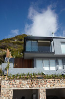 Bildno.: 11183112<br/><b>Feature: 11183078 - Home with a View</b><br/>Major rebuild in Cape Town, South Africa<br />living4media / Scarboro, Simon