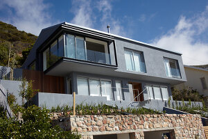 Bildno.: 11183114<br/><b>Feature: 11183078 - Home with a View</b><br/>Major rebuild in Cape Town, South Africa<br />living4media / Scarboro, Simon