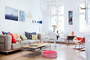 Bildno.: 11193712<br/><b>Feature: 11193701 - Vintage Wonder</b><br/>Berlin apartment decorated in vintage style<br />living4media / Bauer, Christine