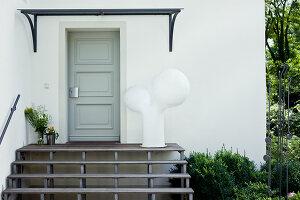 Bildnr.: 11205036<br/><b>Feature: 11205003 - Ambitioniertes Ambiente</b><br/>Haus einer Einrichtungsspezialistin in Berlin<br />living4media / Tuesday, June