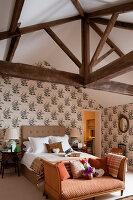 Bildnr.: 11216268<br/><b>Feature: 11216227 - Wo Weihnachten wohnt</b><br/>Klassisch dekoriertes Landhaus in Nottinghamshire, England<br />living4media / von Einsiedel, Andreas