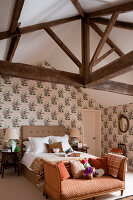 Bildnr.: 11216270<br/><b>Feature: 11216227 - Wo Weihnachten wohnt</b><br/>Klassisch dekoriertes Landhaus in Nottinghamshire, England<br />living4media / von Einsiedel, Andreas