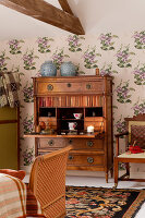 Bildnr.: 11216274<br/><b>Feature: 11216227 - Wo Weihnachten wohnt</b><br/>Klassisch dekoriertes Landhaus in Nottinghamshire, England<br />living4media / von Einsiedel, Andreas