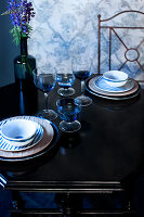 Bildno.: 11223646<br/><b>Feature: 11223640 - A Rhapsody in Blue</b><br/>Decorating with shades of blue<br />living4media / Annette &amp; Christian