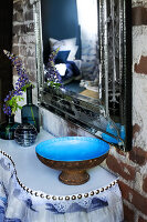 Bildno.: 11223652<br/><b>Feature: 11223640 - A Rhapsody in Blue</b><br/>Decorating with shades of blue<br />living4media / Annette &amp; Christian