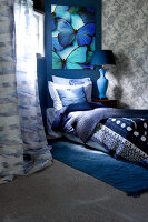 Bildno.: 11223654<br/><b>Feature: 11223640 - A Rhapsody in Blue</b><br/>Decorating with shades of blue<br />living4media / Annette &amp; Christian