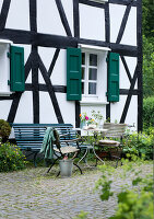 Bildno.: 11231458<br/><b>Feature: 11231447 - An Old Fashioned Garden</b><br/>Franconian garden is a dream that took decades to realize<br />living4media / Bauer, Christine