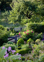 Bildno.: 11231494<br/><b>Feature: 11231447 - An Old Fashioned Garden</b><br/>Franconian garden is a dream that took decades to realize<br />living4media / Bauer, Christine