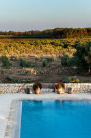 Bildno.: 11235206<br/><b>Feature: 11235192 - La Spinetta</b><br/>Holiday home in Carpignano del Salento, Puglia, Italy<br />living4media / Harrison, Anthony