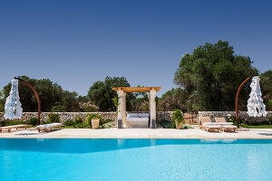 Bildno.: 11235208<br/><b>Feature: 11235192 - La Spinetta</b><br/>Holiday home in Carpignano del Salento, Puglia, Italy<br />living4media / Harrison, Anthony