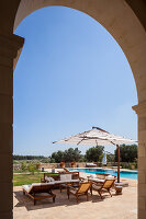 Bildno.: 11235228<br/><b>Feature: 11235192 - La Spinetta</b><br/>Holiday home in Carpignano del Salento, Puglia, Italy<br />living4media / Harrison, Anthony