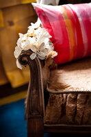 Bildnr.: 11239592<br/><b>Feature: 11239578 - Ein Leben im Kunstwerk</b><br/>Florale Muster und aufregende Farben f&#252;r die ganze Wohnung<br />living4media / Bauer Syndication